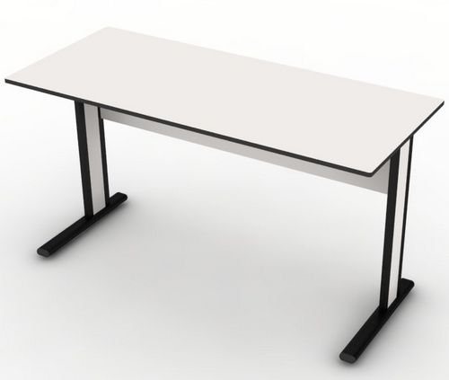 Mesa para Escritorio Home Office Reta 1,00 X 0,60 M 15 Mm