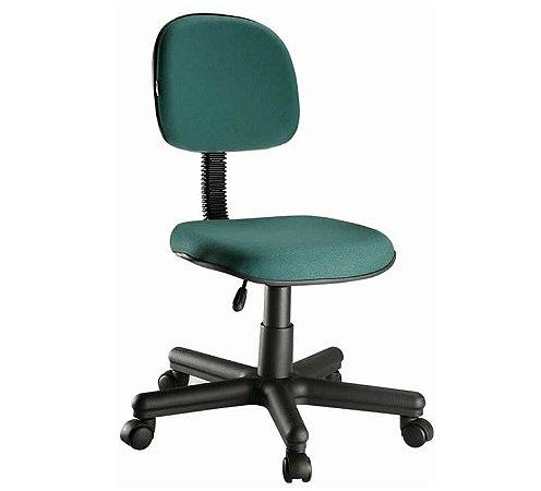 Cadeira Secretária Giratória Escritório Home Office