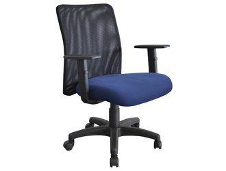 Cadeira Home Office Relax Escritório Braços Reguláveis Giratória Std