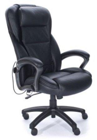 Cadeira Escritório Presidente Massagem Giratória Poltrona Home Office