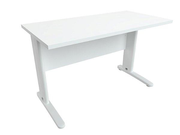 Mesa para Escritório Home Office Reta 1,60 X 0,70 M 25 Mm Escrivaninha