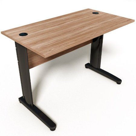 Mesa para Escritorio Home Office Reta 0,80 X 0,70 M 25 Mm Escrivaninha