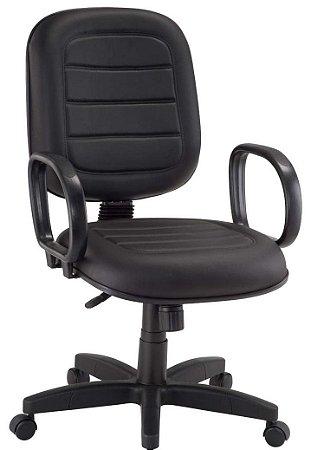 Cadeira Para Escritório Diretor Gomada Giratória Home Office Relax