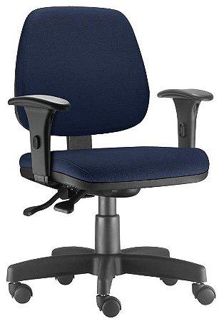 Cadeira Executiva Giratória Escritório Job Ergonômica Home Office