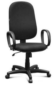 Cadeira Presidente Escritório Home Office Giratória Relax