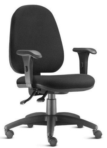 Cadeira Escritório Home Office Paris Presidente Ergonômica  Giratória