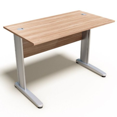 Mesa para Escritorio Home Office Reta 0,80 X 0,60 M 18 Mm Escrivaninha