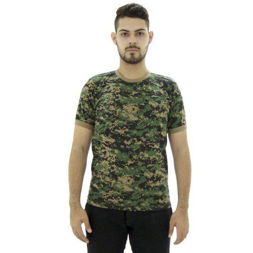 Camiseta Camuflada Marpat