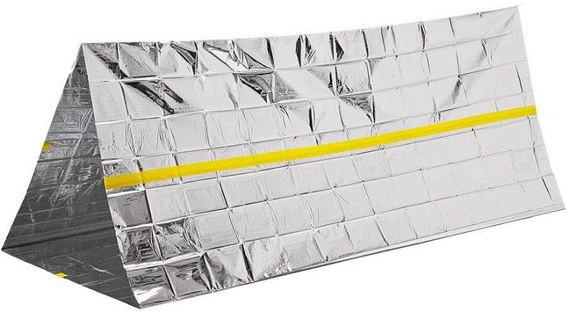 Barraca de emergencia em aluminio
