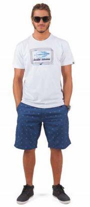 Camiseta Básica Silk Frente - P - Mormaii Outlet Online