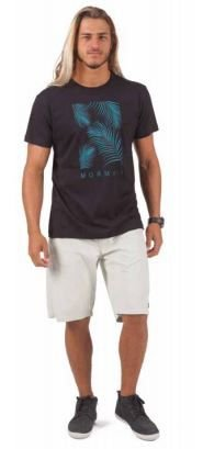 Camiseta Mormaii Silk Frente - M - Outlet Online