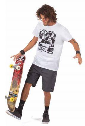 Camiseta Mormaii Básica Silk Frente - M - Outlet Online