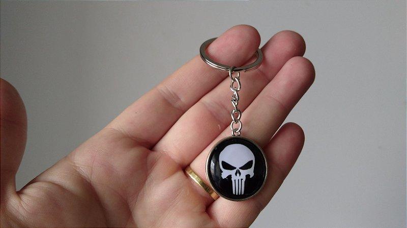 Chaveiro Punisher - O justiceiro