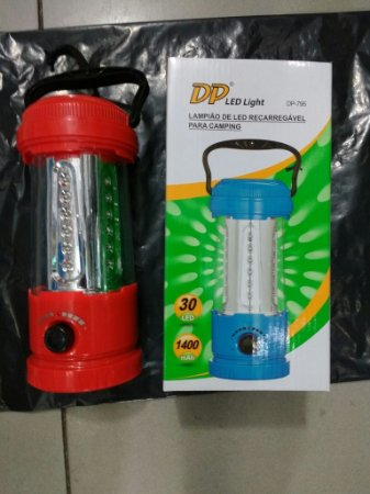 Lampião de Emergencia LED