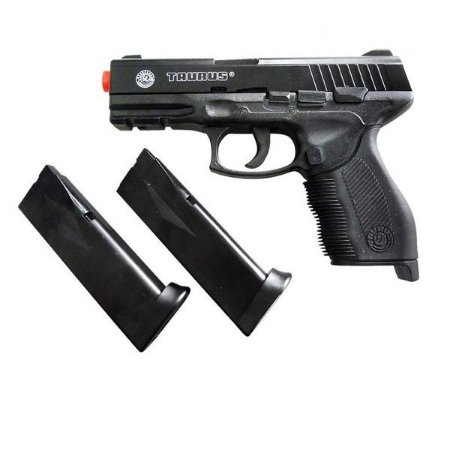 PISTOLA DE AIRSOFT - TAURUS 24/7 - 6mm
