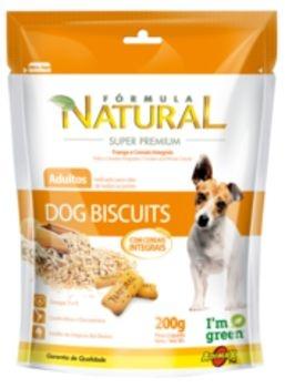 FORMULA NATURAL DOG BISCUITS 200G