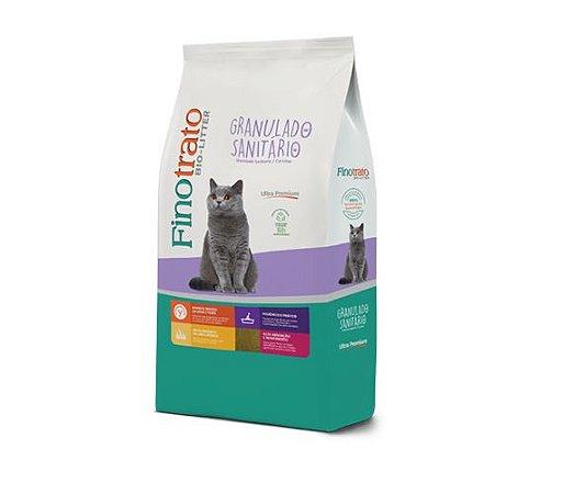 Granulado Sanitário Finotrato Bio-Litter Ultra Premium para Gatos - 2kg