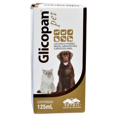 SUPLEMENTO - GLICOPAN PET 125ML