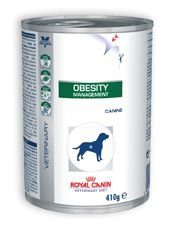 RAÇÃO ROYAL CANIN OBESITY CANINE 410G
