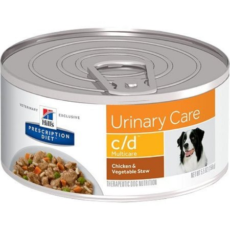 ALIMENTO ÚMIDO HILLS PRESCRIPTION DIET URINARY CARE C/D