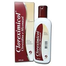 SHAMPOO CLOREXIMICOL 230ML