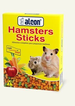 ALIMENTO ALCON HAMSTERS STICKS 175G