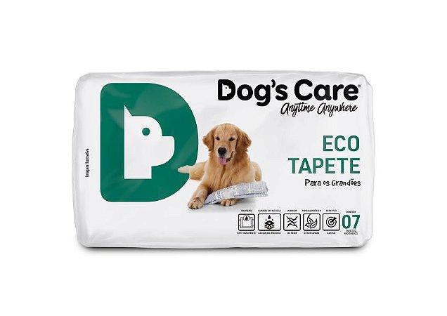 DOG'S CARE TAPETE HIGIÊNICO PARA CÃES DE PORTE GRANDE