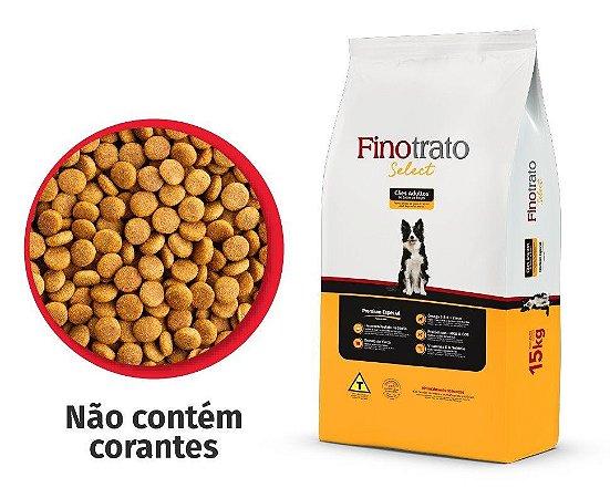 RAÇÃO FINO TRATO SELECT PARA CÃES ADULTOS DE TODAS AS RAÇAS 20kg