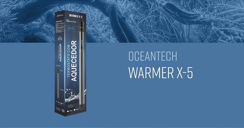 OCEAN TECH TERMOSTATO AQUECEDOR 300W