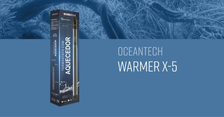 OCEAN TECH TERMOSTATO AQUECEDOR 200W 110V