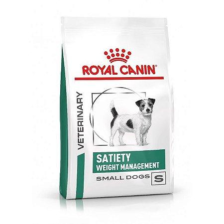 RAÇÃO ROYAL CANIN WEIGTH MANAGEMENT SATIETY SMALL DOG