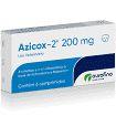 OUROFINO AZICOX-2 200MG COM 6 COMPRIMIDOS