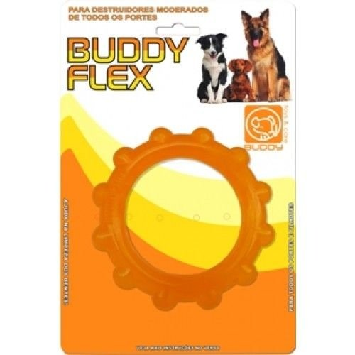 BRINQUEDO PARA CÃES DISCO FLEX BUDDY FLEX