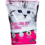 BBB PET AREIA HIGIÊNICA MICRO CRISTAIS DE SILICA 1,6 KG