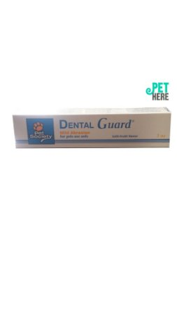 CREME DENTAL PET SOCIETY DENTAL GUARD