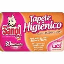 TAPETE HIGIÊNICO SANOL DOG COM 30UNIDADES
