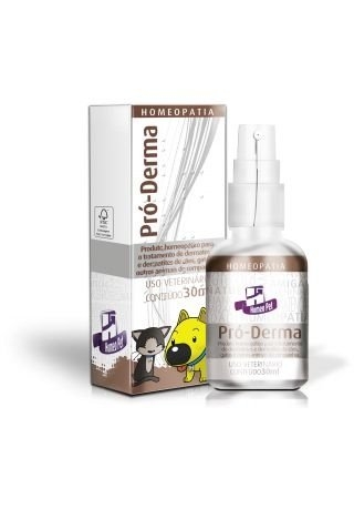 HOMEOPET PRÓ-DERMA 30ML