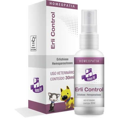 REAL H HOMEOPATIA ERLI CONTROL 30ML
