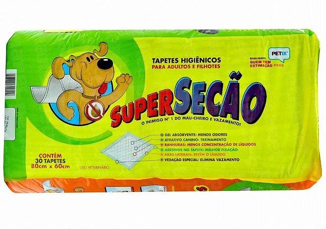 TAPETE HIGIÊNICO PETIX SUPER SECÃO