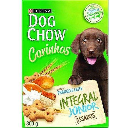 BISCOITO INTEGRAL DOG CHOW CARINHOS PARA FILHOTES