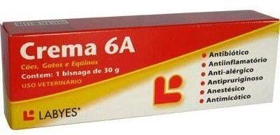 LABYES CREMA 6A 30G