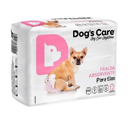 DOGS CARE ECOFRALDA COM 12 UNIDADES