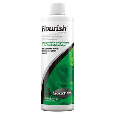 Condicionador Água Seachem Flourish - 50 ML