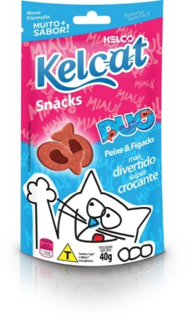 PETISCO KELCAT SNACKS DUO