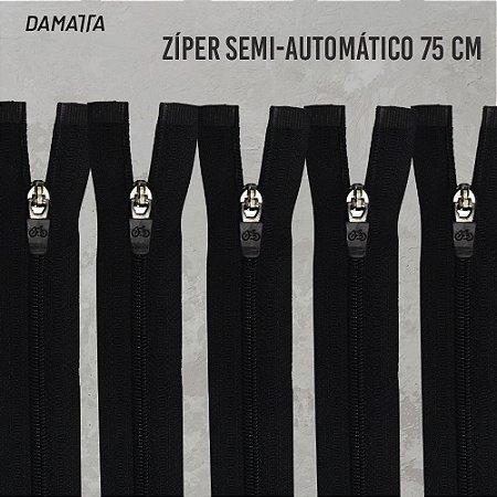 ZIPER SEMI-AUTOMATICO DESTACAVEL - 75CM - PTO - 100 UNIDADES