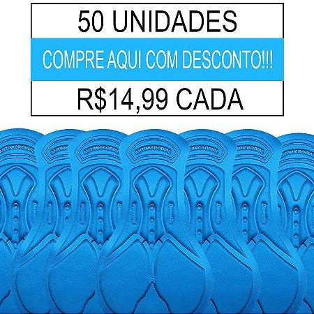 50 UNIDADES - Forro Ciclismo Unissex - PAD-02