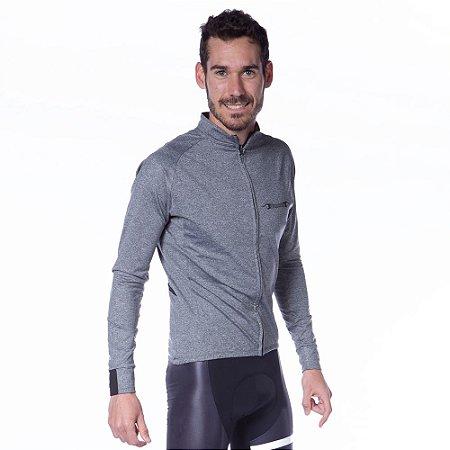 Casaco Ciclismo Mescla - CNZ