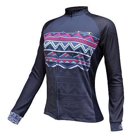 Camisa Manga Longa Etinic - PTO