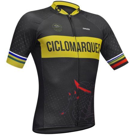 CC03 - Camisa Manga Corte a Fio - Ciclomarques