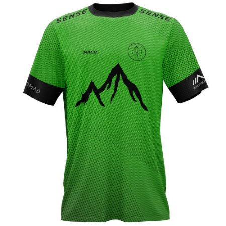 CAMISA GREEN TEAM ENDURO